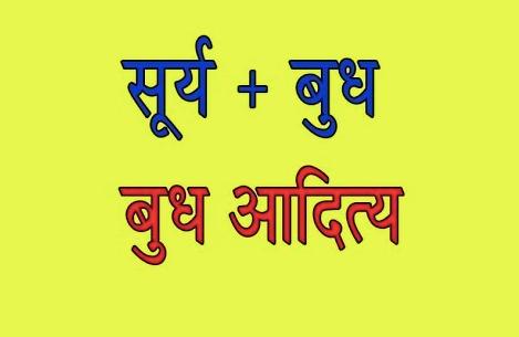 Budh Aditya Yoga
