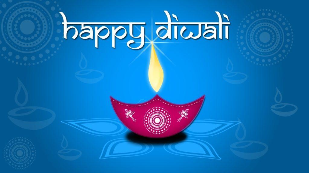Diwali calendar 2019