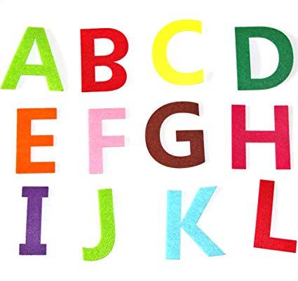 lucky alphabets