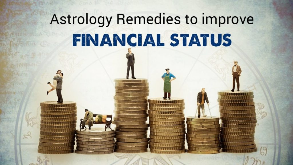 astrological financial remedies